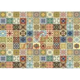 LD883 - Azulejos Coloridos