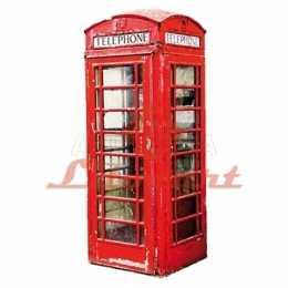 LAMPC428 - Telefone Londres