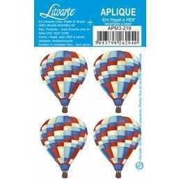 APM3 - 219 - Balões - 4 Unidades
