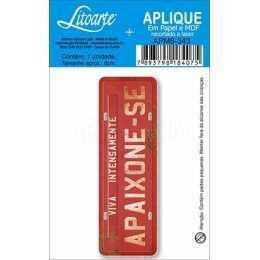APM8 - 343 - Placa Apaixone-Se