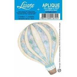 APM8 - 633 - Balão Azul