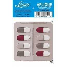 APM8 - 588 - Cartela de Remédios