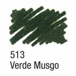 Caneta Para Tecido 513 Verde Musgo