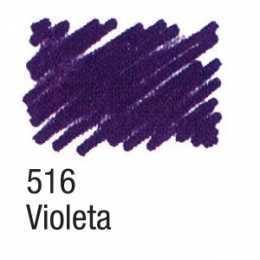 Caneta Para Tecido 516 Violeta