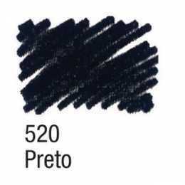 Caneta Para Tecido 520 Preto