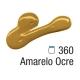 Tinta Acrílica - 360 - Amarelo Ocre 20ml