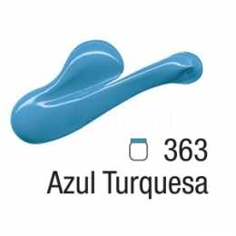 Tinta Acrílica - 363 - Azul Turquesa 20ml
