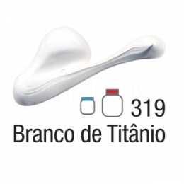 Tinta Acrílica - 319 - Branco de Titánio 250ml