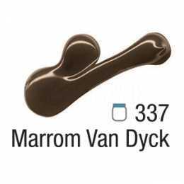 Tinta Acrílica - 337 - Marrom Van Dyck 20ml