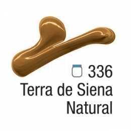 Tinta Acrílica - 336 - Terra de Siena Natural 20ml
