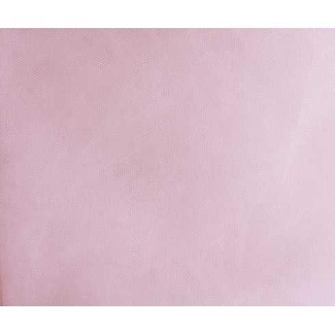 Tule Liso Rosa Claro 50x60cm