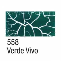 Craquelex Color Verde Vivo C.558 - 37ml