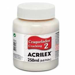 Verniz Craquelador 2 - Incolor - 250ml