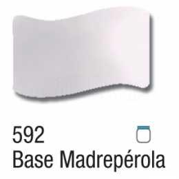 Verniz Vitral Base Madreperola 37ml - Acrilex