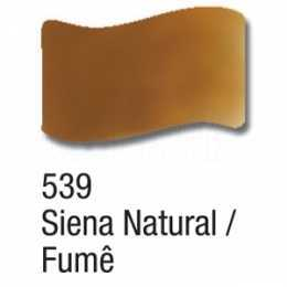 Verniz Vitral Siena Natural / Fume 37ml - Acrilex