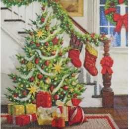 Guardanapo Árvore de Natal (463)
