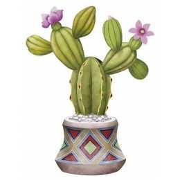 Aplique em Papel e MDF - APM8 - 975 - Cactus