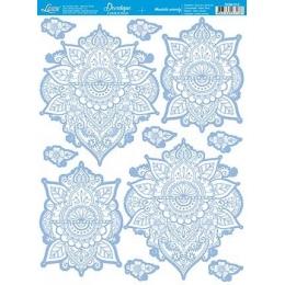 Decalque - DQM012 - Cor Azul