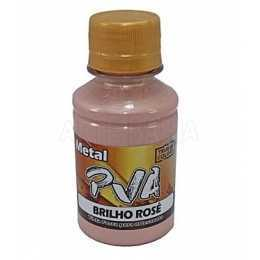 Metal PVA - Brilho Rosé 100ml - True Colors