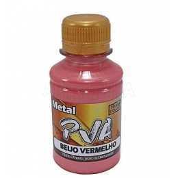Metal PVA - Beijo Vermelho  100ml - True Colors