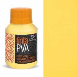 Tinta PVA 80ml Amarelo...