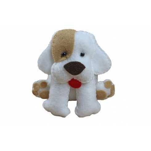 Miniatura de Feltro - Cachorro