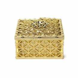 Lembrancinha Plástica - Caixa Retangular