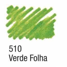 Caneta para Tecido 510 Verde Folha
