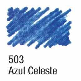 Caneta para Tecido 503 Azul Celeste