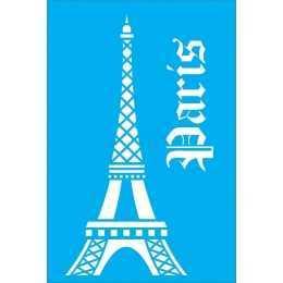 Stencil de Acetato Litocart 20x30cm - LSS13 - Paris