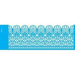 Stencil de Acetato OPA 10X30cm - OPA 2571 - Negativo II