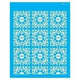 Stencil de Acetato OPA 20X25cm - OPA 2583 - Espamparia