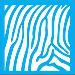 Stencil de Acetato Litocart 14x14cm - LSP034 - Madeira