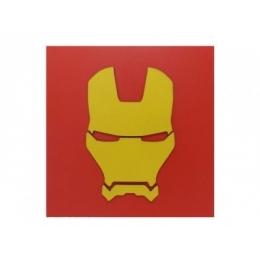 Quadro Decorativo Super Heróis - Homem de Ferro