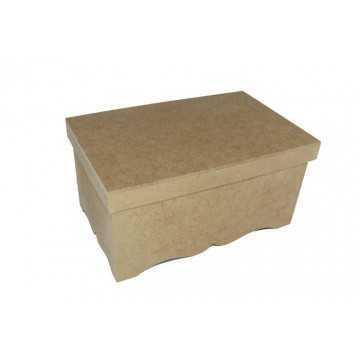 Caixa em MDF 20x12x10cm