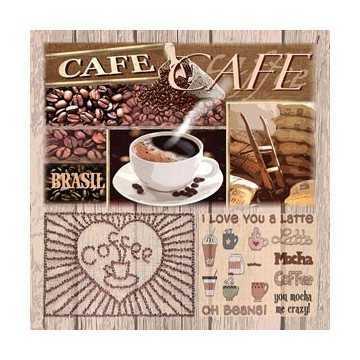 Guardanapo Café - I Love...