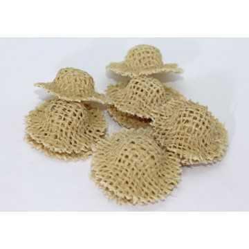 Chapéu de Sisal - Miniatura...