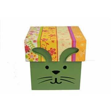 Caixa Coelho Verde