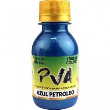 Metal PVA - Azul Petróleo...