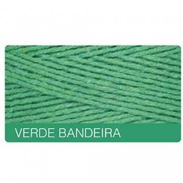 Barbante 420m - Nº8 - Verde...
