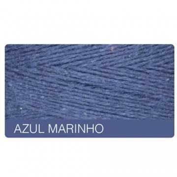 Barbante 420m - Nº8 - Azul...