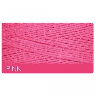 Barbante 420m - Nº8 - Pink