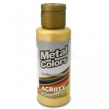 Tinta Acrílica Metal Colors...
