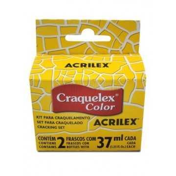 Craquelex Color Amarelo...