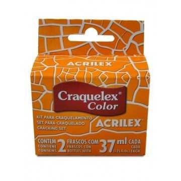 Craquelex Color Laranja...