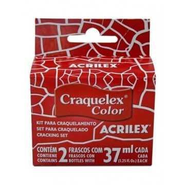 Craquelex Color Vermelho...