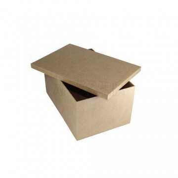Caixa Em MDF - 30x20x15cm