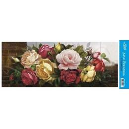 AFVM040 - Buque de Flores - 17x42cm