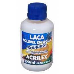 Laca Acrílica Brilhante 100ml