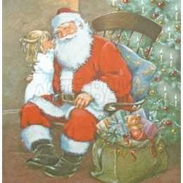 Guardanapo Papai Noel...